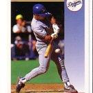 1992 Score #583 Stan Javier