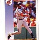 1992 Score #593 Carlos Martinez
