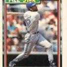 1992 Topps 402 Joe Carter AS