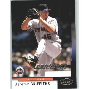 2004 Leaf #213 Jeremy Griffiths PROS