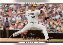 2007 Upper Deck #426 Clay Hensley