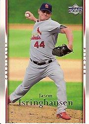 2007 Upper Deck #455 Jason Isringhausen