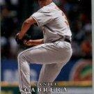 2008 Upper Deck First Edition #143 Daniel Cabrera