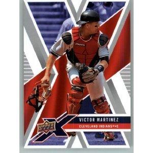 2008 Upper Deck X #32 Victor Martinez