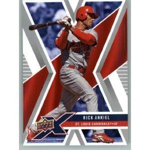 2008 Upper Deck X #90 Rick Ankiel