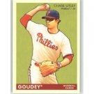 2009 Upper Deck Goudey #153 Chase Utley