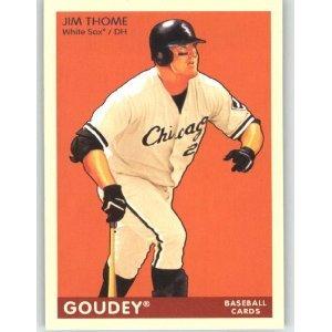 2009 Upper Deck Goudey #48 Jim Thome