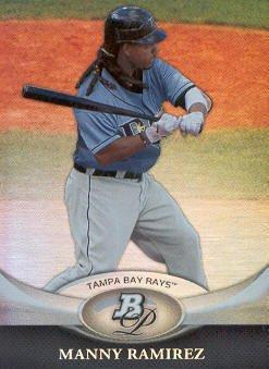 2011 Bowman Platinum #38 Manny Ramirez