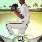 2011 Bowman Platinum Prospects #BPP73 Julio Teheran
