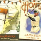 2011 Topps Allen and Ginter Hometown Heroes #HH33 Austin Jackson