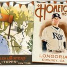 2011 Topps Allen and Ginter Hometown Heroes #HH48 Evan Longoria