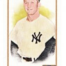2011 Topps Allen and Ginter Mini #7 Mickey Mantle