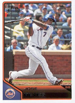2011 Topps Lineage #165 Jose Reyes