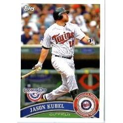 2011 Topps #4 Jason Kubel