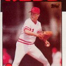 1986 Topps 652 Tom Browning