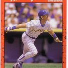 1990 Donruss 339 Teddy Higuera