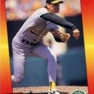 1992 Triple Play 124 Bob Welch