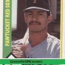 1990 Pawtucket Red Sox CMC #20 Mickey Pina