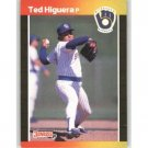 1989 Donruss 175 Ted Higuera