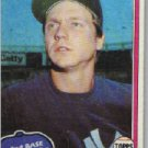 1981 Topps #196 Duffy Dyer
