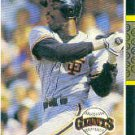 1987 Donruss #391 Jeff Leonard