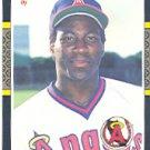 1987 Donruss #479 Mark McLemore