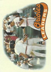 1989 Topps 381 Larry Sheets TL