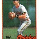 1989 Topps 571 Billy Ripken