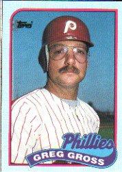 1989 Topps 785 Ellis Burks