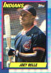1990 Topps 283 Joey Belle