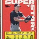 1990 Topps Sticker Backs #61 Jeff Ballard