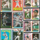 1990 Topps Stickers #24 Lonnie Smith