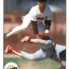 1990 Upper Deck 346 Roberto Alomar UER/(61 doubles, should/be 51)