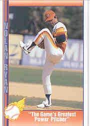 1991 Pacific Ryan Texas Express I #38 Nolan Ryan