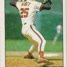 1991 Panini Stickers #140 Jim Abbott