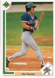 1991 Upper Deck 2 Phil Plantier RC