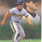 1993 Flair #117 Andy Van Slyke