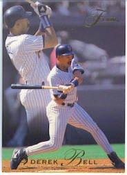 1993 Flair #131 Derek Bell