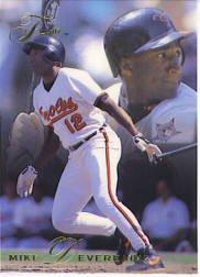 1993 Flair #150 Mike Devereaux