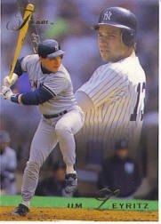 1993 Flair #248 Jim Leyritz