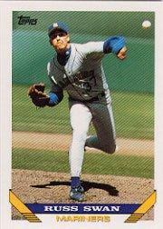 1993 Topps 96 Russ Swan