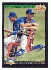 1993 Upper Deck Fifth Anniversary #13 Pat Listach '92