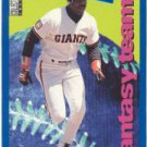 1995 Collector's Choice SE #259 Barry Bonds FT