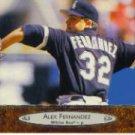 1996 Upper Deck #42 Alex Fernandez