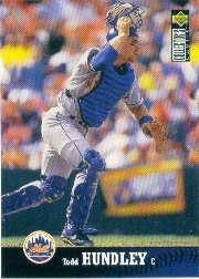 1997 Collector's Choice #395 Todd Hundley