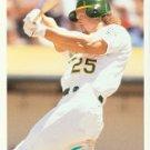 1997 Score 187 Mark McGwire