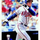 1997 Score 193 Chipper Jones