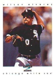 1997 Score 212 Wilson Alvarez