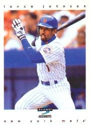 1997 Score 237 Lance Johnson