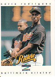 1997 Score 308 Nerio Rodriguez RC